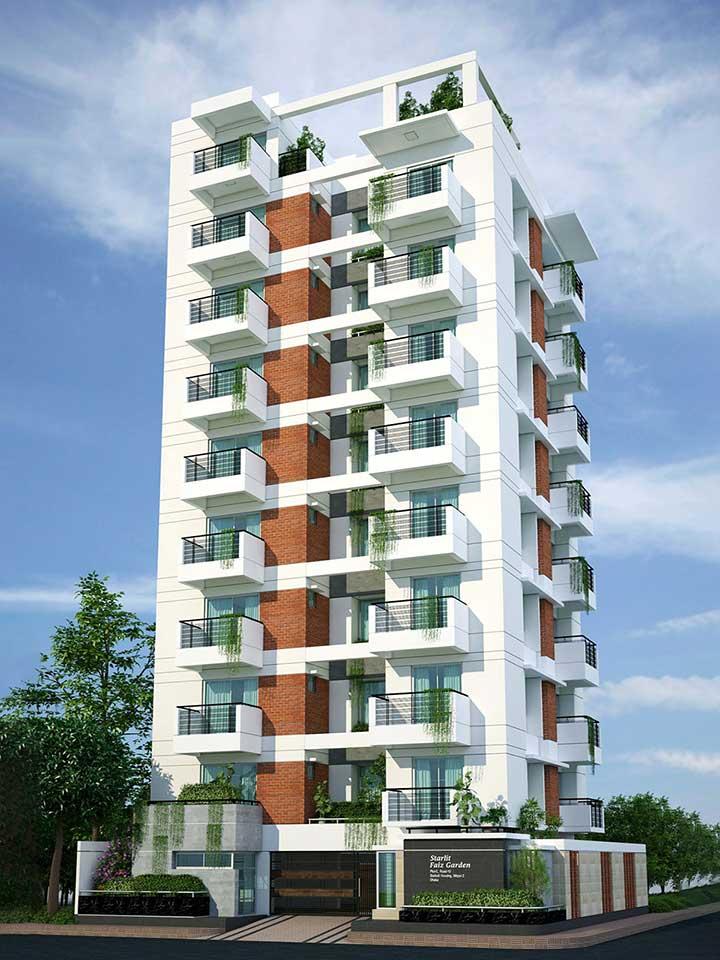 Faiz Garden @ Bashati Housing